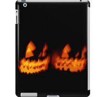 All Hallow's Eve Pumpkin iPad Case/Skin