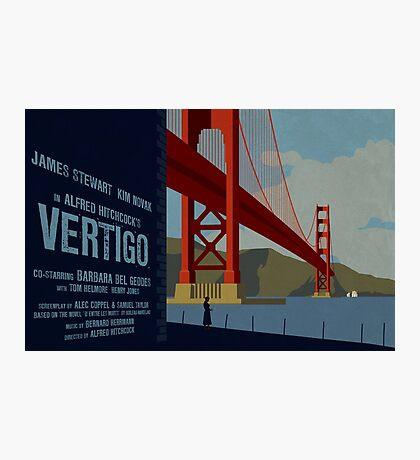 Vertigo-Golden Gate Photographic Print