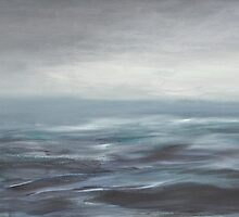 abstract waves by Iris Lehnhardt