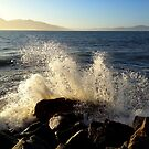 Crashing wave by NuclearJawa