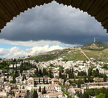 View from the Alhambra by ccr358
