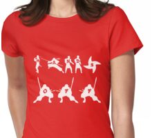 TS113 - HANDS OFF! Womens Fitted T-Shirt