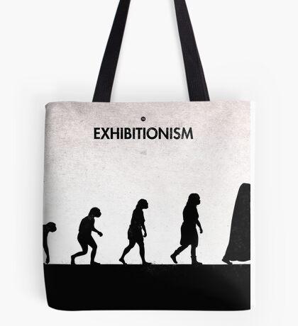 99 Steps of Progress - Exhibitionism Tote Bag