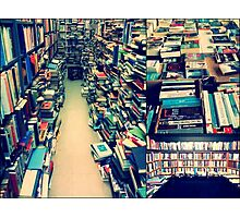 Books Photographic Print