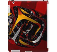 C-cube iPad Case/Skin