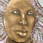 Metallic Man by joanewyte47