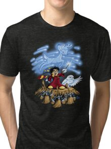 The Wizard's Apprentice Tri-blend T-Shirt