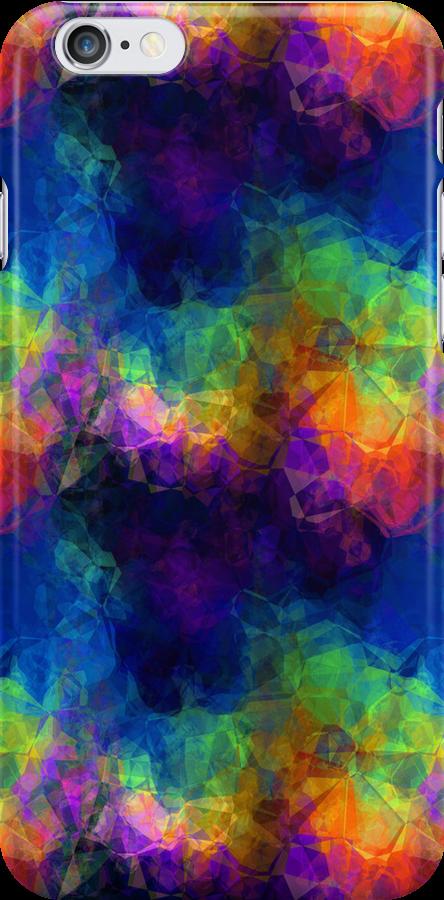 Rainbow Tissue Paper by pjwuebker
