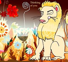 Lion by soogie