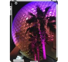 Epcot At Night iPad Case/Skin