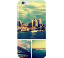 Postcards from Sydney iPhone Case/Skin