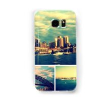 Postcards from Sydney Samsung Galaxy Case/Skin