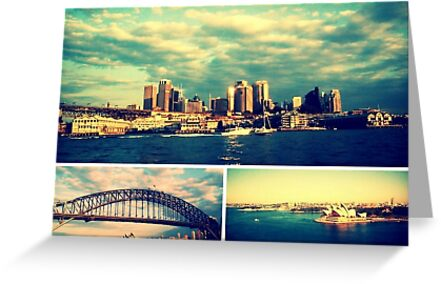 Postcards from Sydney by TalBright