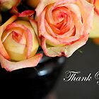 Thank You Bouquet by AbigailJoy