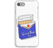 Winnie Blues Mate iPhone Case/Skin