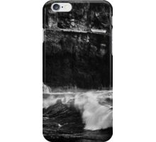 Day Five - Brave the Crashing Waves iPhone Case/Skin