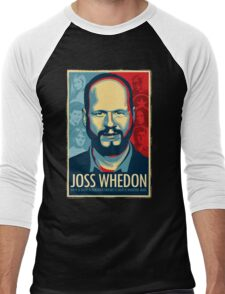 Joss Whedon Is My Master Now Men's Baseball ¾ T-Shirt
