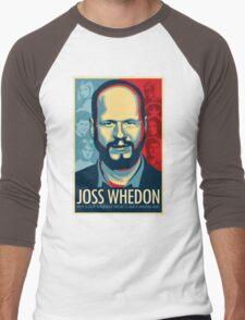Joss Whedon Is My Master Now Men's Baseball ¾ T-Shirt