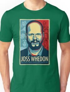 Joss Whedon Is My Master Now Unisex T-Shirt