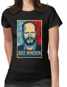 Joss Whedon Is My Master Now Womens Fitted T-Shirt