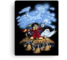 The Wizard's Apprentice Canvas Print