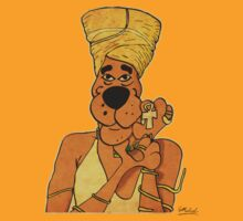 Scooby-Badoo by Eddie Mauldin