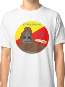 Big Lez Show - Sassy Foods Classic T-Shirt