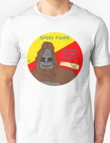 Big Lez Show - Sassy Foods T-Shirt