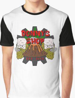 Big Lez Show - Donny the dealer Graphic T-Shirt