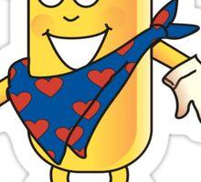 Twinkie The Kid No Mas? Sticker