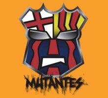 "Barcelona Sporting Club ""Mutantes"" by mqdesigns13"