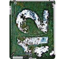 Dirty Dozen iPad Case/Skin