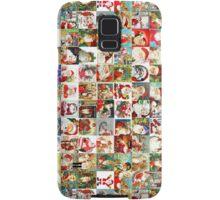 Many Many Santas Samsung Galaxy Case/Skin
