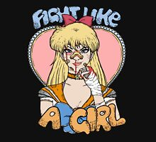 Sailor Moon - Fight Like A Sailor (Sailor Venus) Unisex T-Shirt