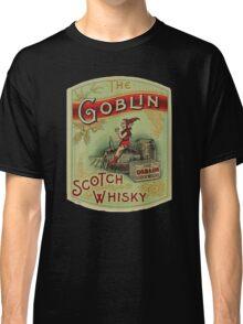 Goblin Scotch Whiskey Classic T-Shirt