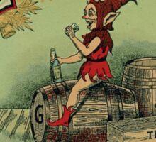 Goblin Scotch Whiskey Sticker