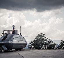 submarine by Jernej Rogac