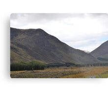 Glen Clova/ Glen Doll Metal Print