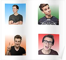 Boys of Youtube Poster
