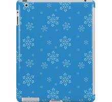 Chemical Snowflakes iPad Case/Skin