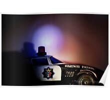 Auto Policia Poster