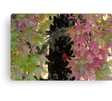 Fall Pastels Canvas Print