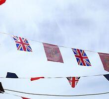 Rule Brittania by Graham Geldard