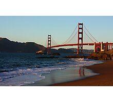 Golden Gate Bridge. Photographic Print