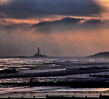 St Mary's Island by Brian Avery