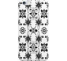 Mirror Flowers iPhone Case/Skin