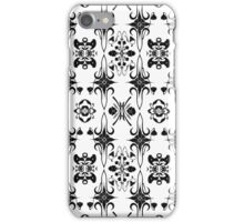 Mirror Flowers iPhone Case/Skin