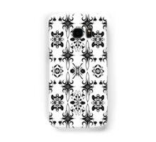 Mirror Flowers Samsung Galaxy Case/Skin