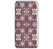 Mirror Flowers Colour iPhone Case/Skin