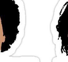 Les Twins Sticker